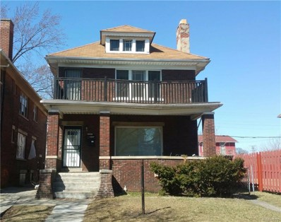 4032 Carter Street, Detroit, MI 48204 - MLS#: 217111728