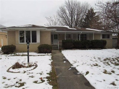 69354 Stone Street, Richmond, MI 48062 - MLS#: 217111776