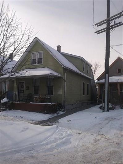 1733 Military Street, Detroit, MI 48209 - MLS#: 217111999