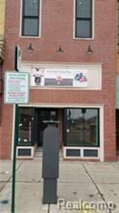 81 N. Saginaw Street, Pontiac, MI 48342 - MLS#: 217112272
