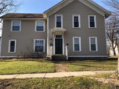 641 N Washington Street, Lapeer, MI 48446 - MLS#: 217112363