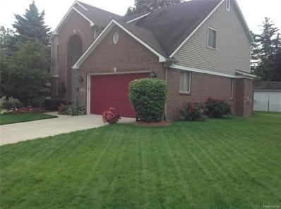 45449 Brookview Drive, Van Buren Twp, MI 48111 - MLS#: 218000866