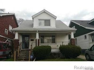 11783 Minden Street, Detroit, MI 48205 - MLS#: 218001145