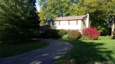 3714 Hutchins Hill, West Bloomfield Twp, MI 48323 - MLS#: 218001226