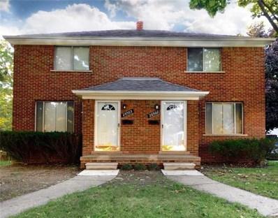 20503 Schoenherr Street, Detroit, MI 48205 - MLS#: 218001306