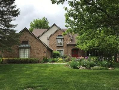 3632 Summit Ridge Drive, Rochester Hills, MI 48306 - MLS#: 218001386