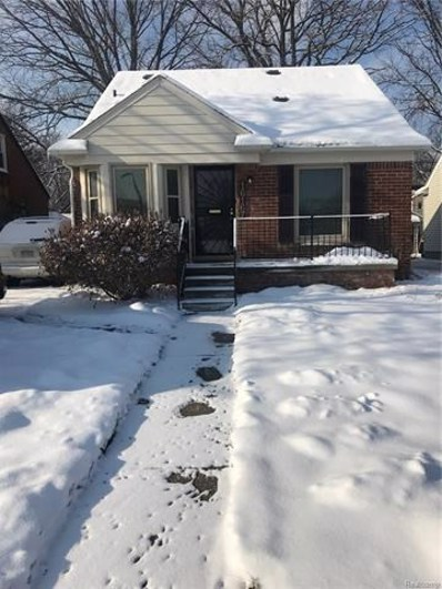 16167 Stahelin, Detroit, MI 48219 - MLS#: 218001439