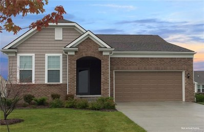 24272 Leelanau Drive, Brownstown Twp, MI 48134 - MLS#: 218001612