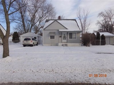 7028 Kinmore Street, Dearborn Heights, MI 48127 - MLS#: 218001839