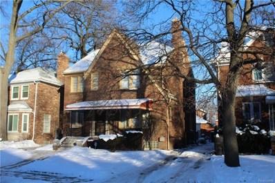 17528 Greenlawn Street, Detroit, MI 48221 - MLS#: 218001840
