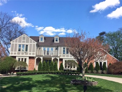 880 Hidden Pine Road, Bloomfield Twp, MI 48304 - MLS#: 218001849