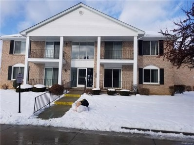 14200 Ivanhoe Drive UNIT 2, Sterling Heights, MI 48312 - MLS#: 218001878