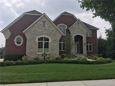 5960 Shadydale Drive, Shelby Twp, MI 48316 - MLS#: 218002283