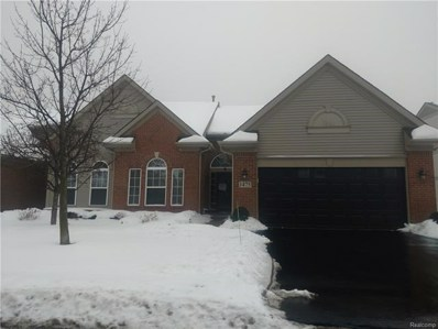 1475 Treyborne Circle, Commerce Twp, MI 48390 - MLS#: 218002405