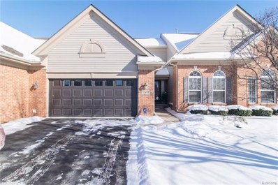 1577 Covington Crossing, Commerce Twp, MI 48390 - MLS#: 218002771