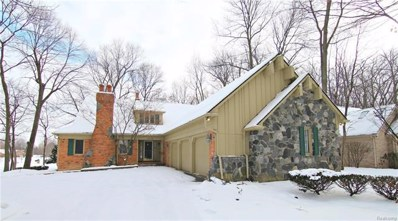 21734 Beauford Lane, Farmington Hills, MI 48167 - MLS#: 218002843