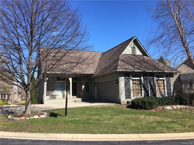 4577 Leblanc Court, Genoa Twp, MI 48116 - MLS#: 218003065