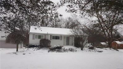 712 Knibbe Road, Orion Twp, MI 48362 - MLS#: 218003092