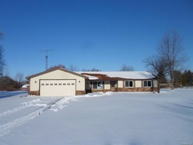 9355 Millwright Circle, Thetford Twp, MI 48420 - MLS#: 218003382