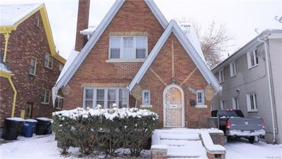 17147 Monica Street, Detroit, MI 48221 - MLS#: 218003980
