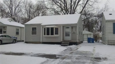 24374 Annapolis Street, Dearborn Heights, MI 48125 - MLS#: 218004005