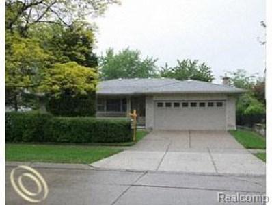 121 Biltmore Avenue, Dearborn Heights, MI 48127 - MLS#: 218004252