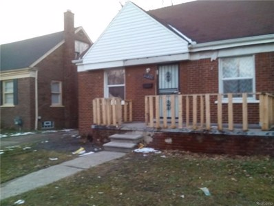 20237 Mitchell, Detroit, MI 48234 - MLS#: 218004355