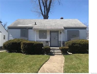 20245 Mendota Street, Detroit, MI 48221 - MLS#: 218004435