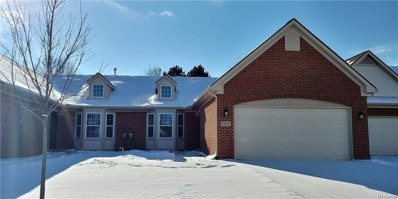1880 Genoa Circle UNIT 35, Genoa Twp, MI 48843 - MLS#: 218004592