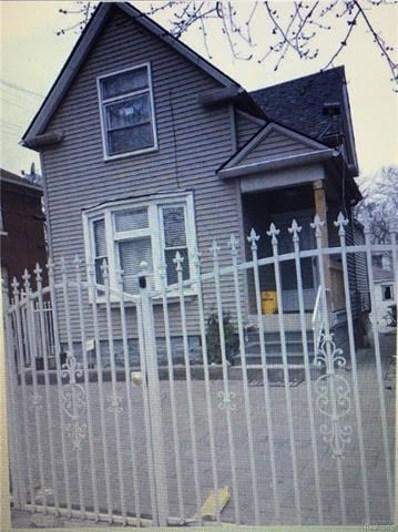 5678 Rogers Street, Detroit, MI 48209 - MLS#: 218004662