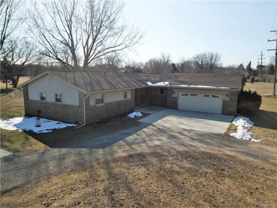 7861 Pingree Road, Putnam Twp, MI 48169 - MLS#: 218004720