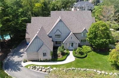 1649 Scenic Hollow Drive, Rochester Hills, MI 48306 - MLS#: 218004744