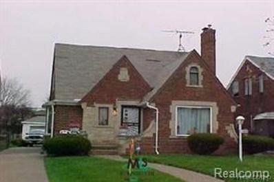 14119 Eastburn Street, Detroit, MI 48205 - MLS#: 218004822