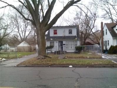 18417 Evergreen, Detroit, MI 48219 - MLS#: 218005151