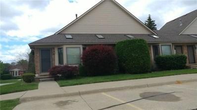 57163 Silver Maple Drive, Washington Twp, MI 48094 - MLS#: 218005312