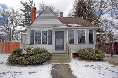 23777 Rausch Avenue, Eastpointe, MI 48021 - MLS#: 218005524