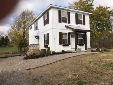 9985 Stow Road, Conway Twp, MI 48836 - MLS#: 218006032