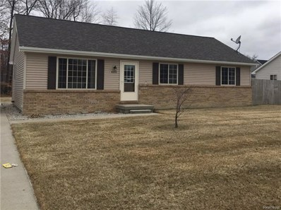 4201 Tristen Avenue, Fort Gratiot Twp, MI 48059 - MLS#: 218006142