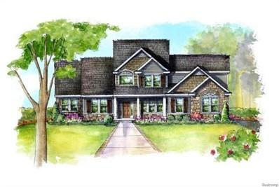 Tamarron Drive, Commerce Twp, MI 48382 - MLS#: 218006339