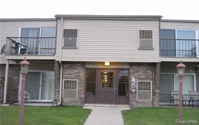 38220 Fairway Court UNIT 41, Clinton Twp, MI 48038 - MLS#: 218006468