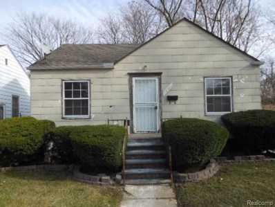 18420 Pierson Street, Detroit, MI 48219 - MLS#: 218006473
