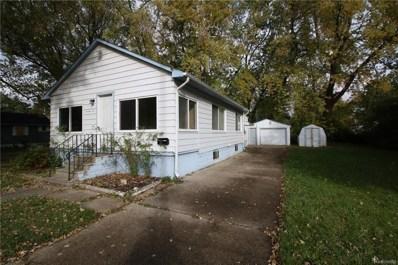 1310 Huron Street, Flint, MI 48507 - MLS#: 218006569
