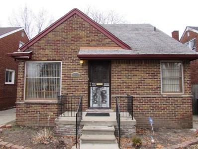 19959 Keystone Street, Detroit, MI 48234 - MLS#: 218006835