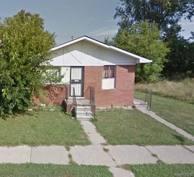 5521 Harold Street, Detroit, MI 48212 - MLS#: 218006879