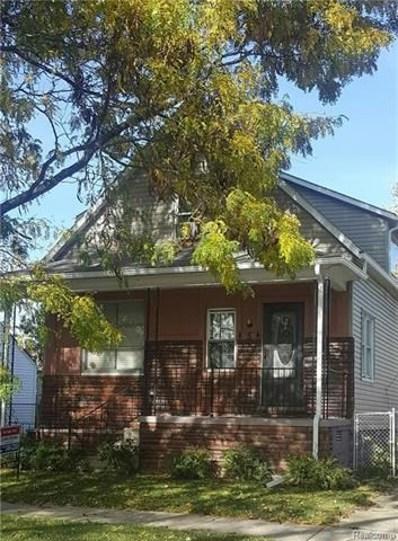 454 Champaign Road, Lincoln Park, MI 48146 - MLS#: 218006930