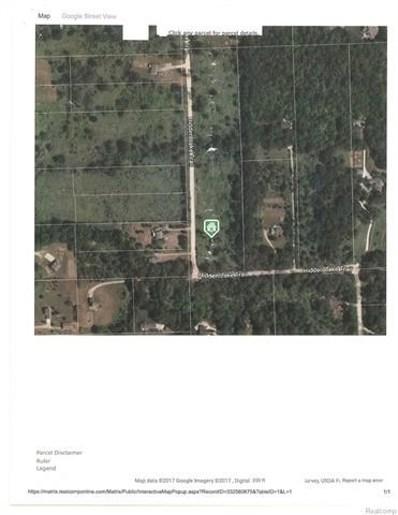 Hidden Lake Trail, Brandon Twp, MI 48462 - MLS#: 218007283