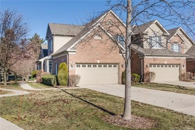 44580 Broadmoor Circle N, Northville Twp, MI 48168 - MLS#: 218007376