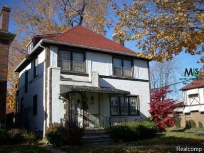 16261 Wildemere Street, Detroit, MI 48221 - MLS#: 218007821