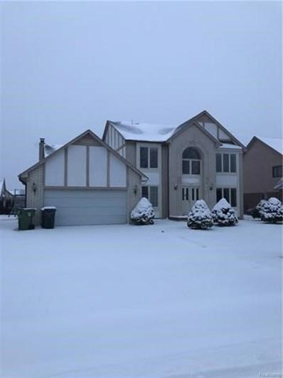 13935 Wheaton Drive, Shelby Twp, MI 48315 - MLS#: 218007833