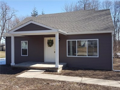 234 Harriet Street, Romeo Vlg, MI 48065 - MLS#: 218007965